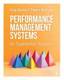Performance Management Systems : An Experiential Approach, Paperback / softback Book