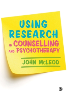 Using Research in Counselling and Psychotherapy, EPUB eBook