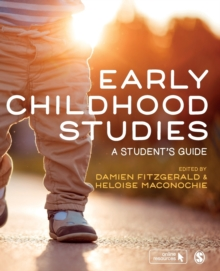 Early Childhood Studies : A Student's Guide, Paperback / softback Book