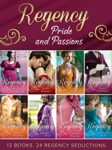 Regency Pride and Passions (Mills & Boon e-Book Collections), EPUB eBook