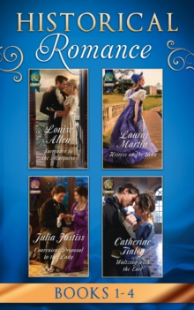 Historical Romance March 2017 Book 1-4: Surrender to the Marquess / Heiress on the Run / Convenient Proposal to the Lady (Hadley's Hellions, Book 3) / Waltzing with the Earl, EPUB eBook
