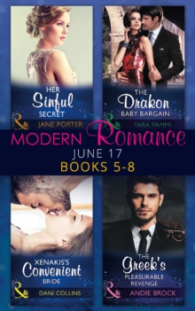 Modern Romance June 2017 Books 5 - 8, EPUB eBook
