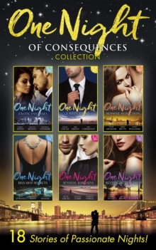 One Night Of Consequences Collection, EPUB eBook