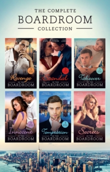 The Complete Boardroom Collection (Mills & Boon e-Book Collections), EPUB eBook