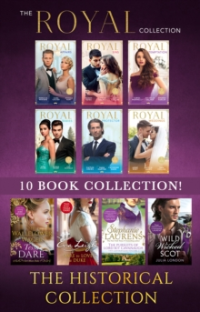 Royal Families Vs. Historicals (Mills & Boon e-Book Collections), EPUB eBook