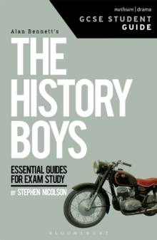 The History Boys GCSE Student Guide, Paperback / softback Book