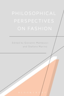 Philosophical Perspectives on Fashion, Paperback Book