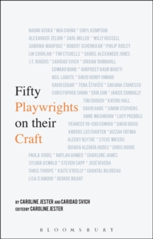 Fifty Playwrights on their Craft, Paperback Book