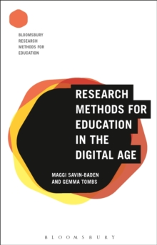 Research Methods for Education in the Digital Age, Paperback / softback Book