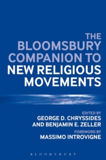 The Bloomsbury Companion to New Religious Movements, Paperback / softback Book