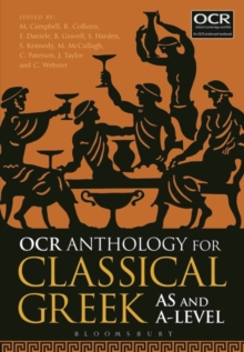 OCR Anthology for Classical Greek AS and A Level, Paperback Book