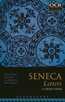 Seneca Letters: A Selection, Paperback Book