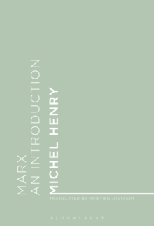 Marx : An Introduction, EPUB eBook