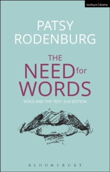 The Need for Words : Voice  and the Text, Paperback Book