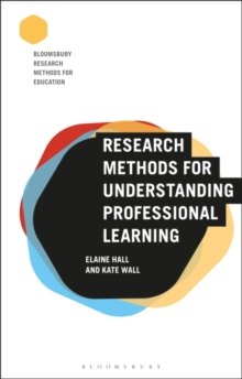 Research Methods for Understanding Professional Learning, Paperback / softback Book