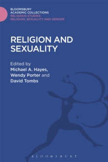 Religion and Sexuality, Hardback Book