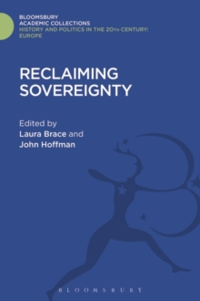 Reclaiming Sovereignty, Hardback Book