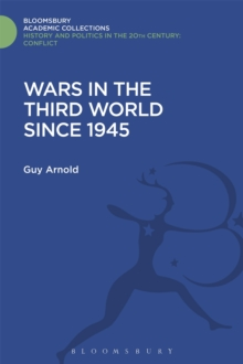 Wars in the Third World Since 1945, Hardback Book