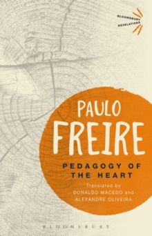 Pedagogy of the Heart, Paperback Book
