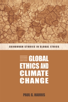 Global Ethics and Climate Change, Paperback Book