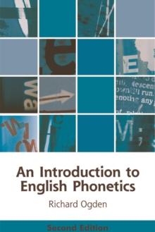 An Introduction to English Phonetics: Richard Ogden