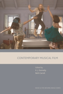 Contemporary Musical Film, Paperback / softback Book