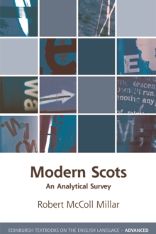 Modern Scots : An Analytical Survey, Paperback Book