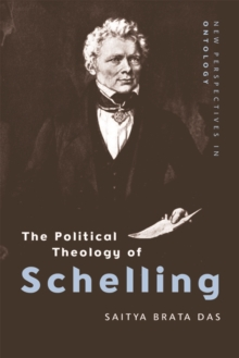 The Political Theology of Schelling, Hardback Book