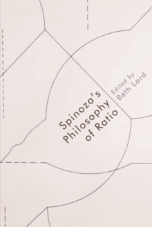 Spinoza'S Philosophy of Ratio, Hardback Book