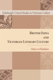 British India and Victorian Literary Culture, Electronic book text Book
