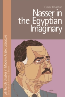 Nasser in the Egyptian Imaginary, Paperback Book