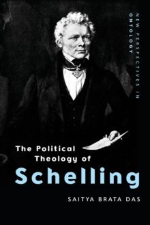 The Political Theology of Schelling, Paperback Book