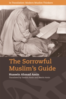 The Sorrowful Muslim's Guide, Hardback Book
