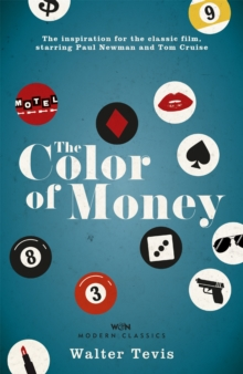 The Color of Money, Paperback Book