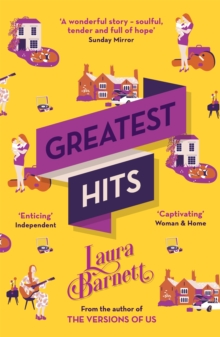 Greatest Hits : From the bestselling author of The Versions of Us, Paperback Book