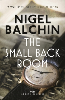 The Small Back Room, Paperback Book