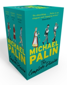 The Complete Michael Palin Diaries, Mixed media product Book