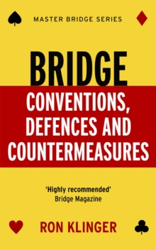 Bridge Conventions, Defences and Countermeasures, Paperback Book