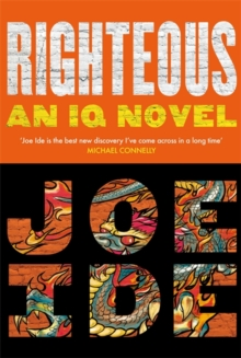 Righteous : An IQ novel, Hardback Book