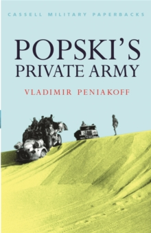 Popski's Private Army, Paperback / softback Book