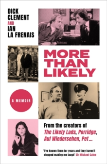 More Than Likely : A Memoir, Hardback Book