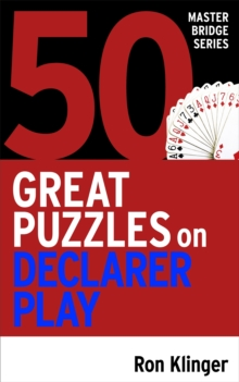50 Great Puzzles on Declarer Play, Paperback / softback Book