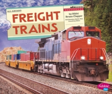 Freight Trains, Hardback Book