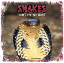 Snakes : Built for the Hunt, Paperback Book