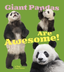 Giant Pandas are Awesome!, Hardback Book