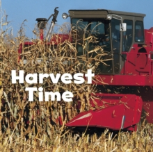 Harvest Time, Hardback Book
