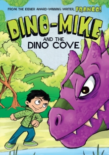 Dino-Mike and the Dinosaur Cove, Paperback Book