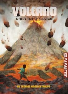 Volcano: A Fiery Tale of Survival, Paperback Book