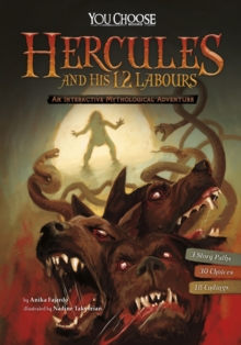 Hercules and His 12 Labours : An Interactive Mythological Adventure, Paperback / softback Book
