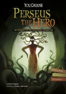 Perseus the Hero : An Interactive Mythological Adventure, Paperback / softback Book